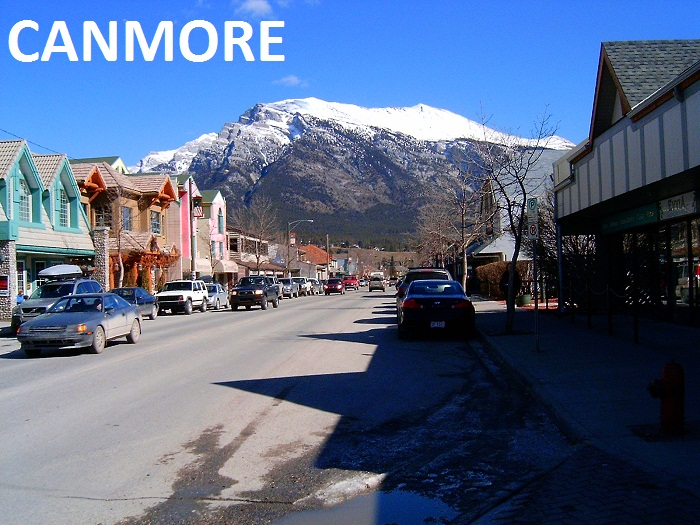 Car Cash Canmore